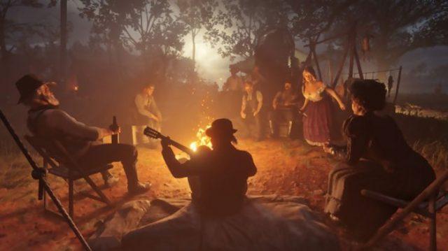 Red Dead Redemption 2 : capture 3