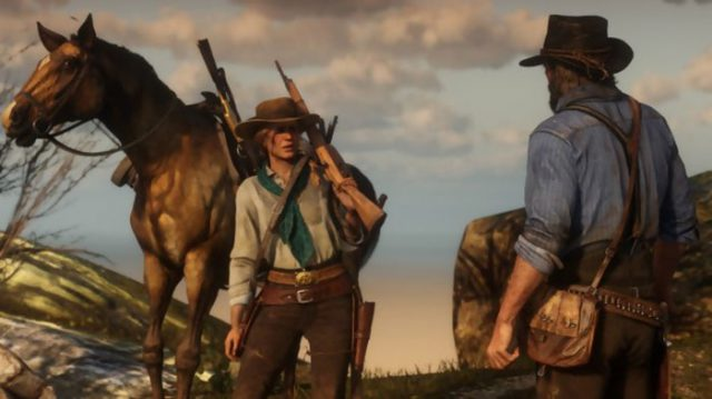 Red Dead Redemption 2 : capture 7