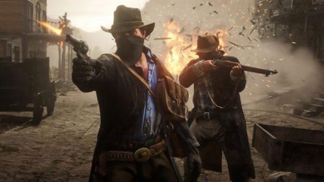 Red Dead Redemption 2 : capture 8
