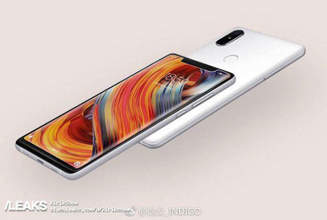 Xiaomi Mi 8 : image 1