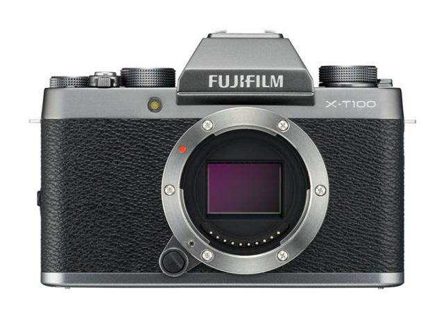 Fujifilm X-T100 : image 1