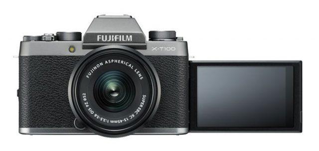 Fujifilm X-T100 : image 3