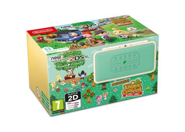 Nintendo 2DS Animal Crossing