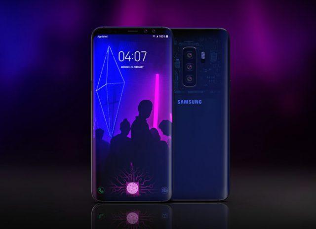 Concept Galaxy S10 : image 1