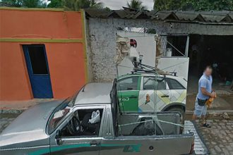 Google Street View Insolite