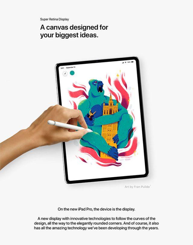 Concept iPad pro : image 2