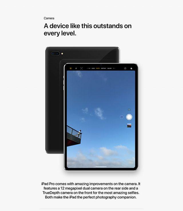 Concept iPad pro : image 5