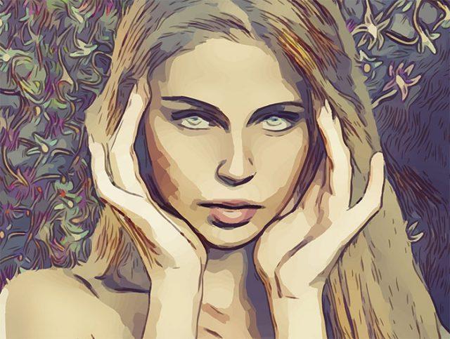 Migraine Pose