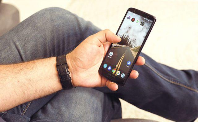Test Moto G6 : image 13