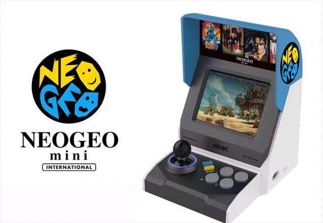 Neo-Geo Mini