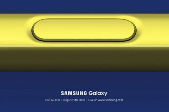 Présentation Galaxy Note 9
