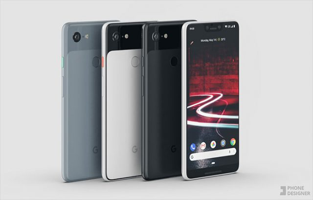 Concept Pixel 3 XL
