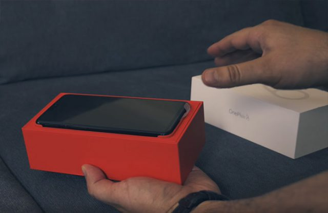 Prise en main du OnePlus 6 : image 2