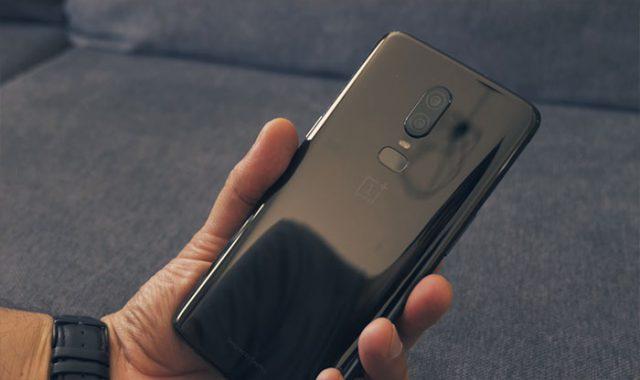 Prise en main du OnePlus 6 : image 5