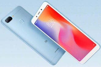 Xiaomi Redmi 6 : image 1