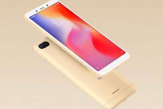 Xiaomi Redmi 6 : image 2