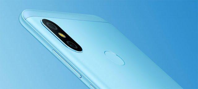 Xiaomi Redmi 6 Pro : image 5