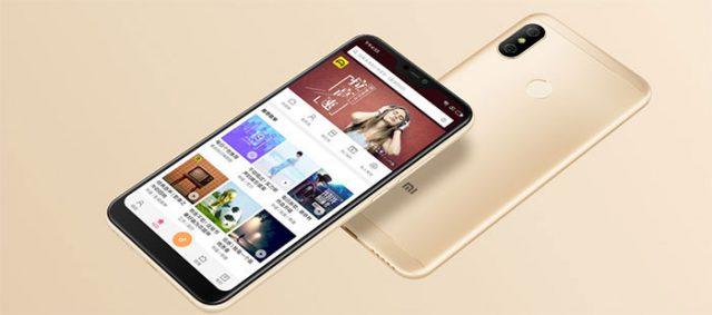 Xiaomi Redmi 6 Pro : image 4