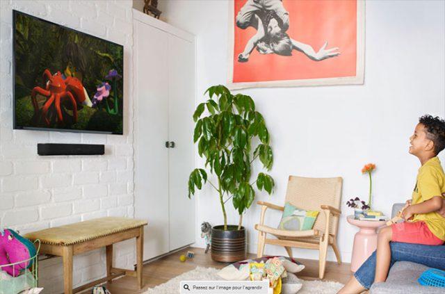 Sonos Beam : la nouvelle barre de son dévoilée