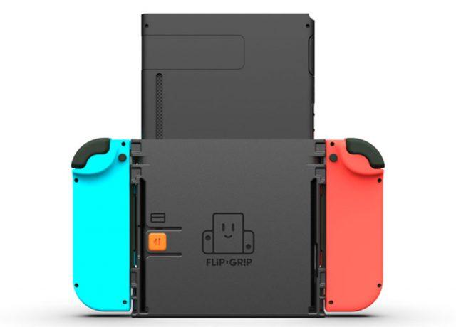 832e5c1e020 Nintendo Switch   un grip vertical dispo sur KickStarter