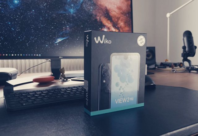 Wiko View 2 Pro : image 1