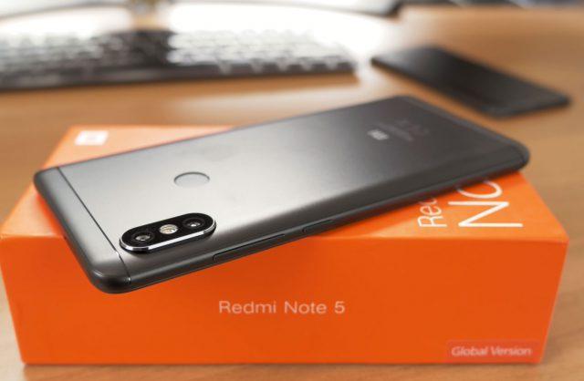 Xiaomi Redmi Note 5 : image 10