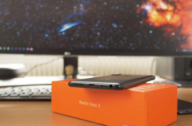 Xiaomi Redmi Note 5 : image 12