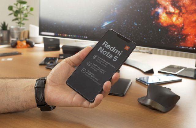 Xiaomi Redmi Note 5 : image 8