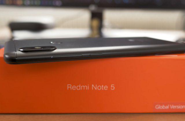 Xiaomi Redmi Note 5 : image 9