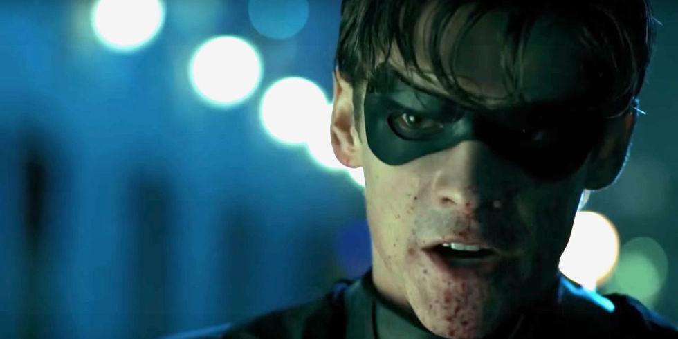 Titans, le tournage de la saison 2 a été suspendu suite à un tragique accident