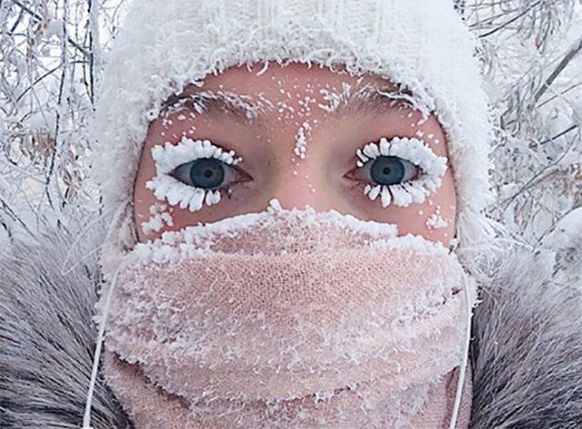 Selfie Anastasia