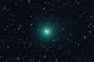 Comète Michael Jager