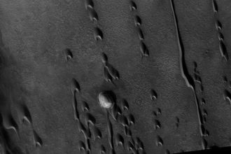 Dunes Fantômes Mars