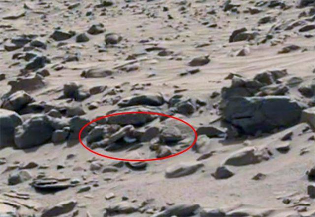 Forme Mars soluce