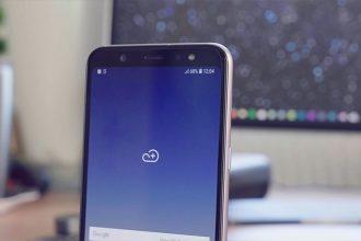 Prise en main Galaxy A6+ : image 6