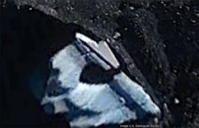 Avion Google Earth