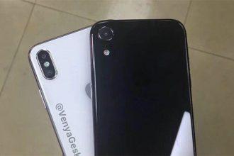 Maquette iPhone X Plus