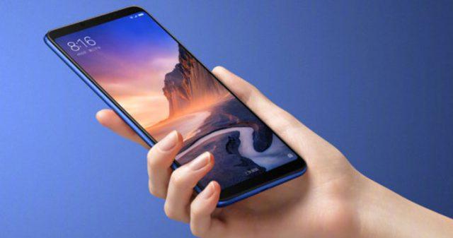 Xiaomi Mi Max 3 : image 1