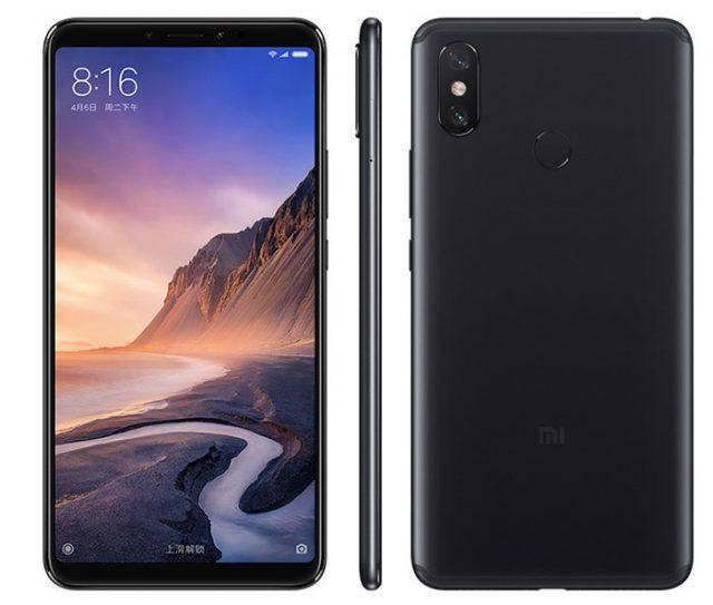 Xiaomi Mi Max 3 : image 2