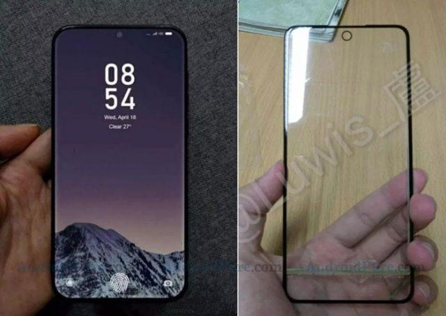 Fuite Xiaomi Mi Mix 3 : image 1