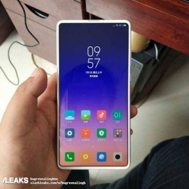 Xiaomi Mi Mix 3 Full