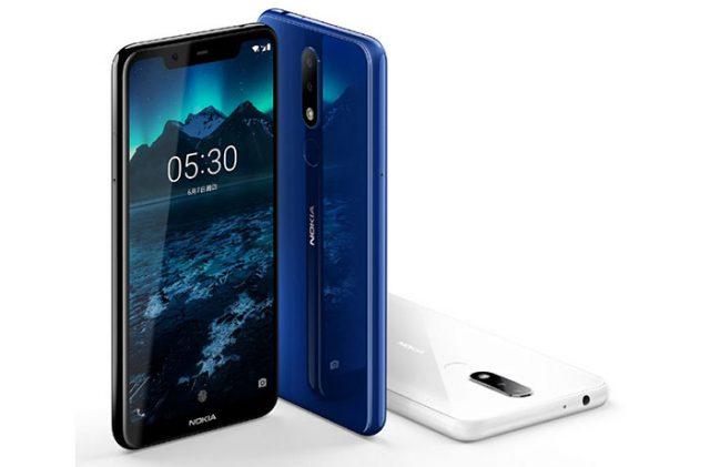 Nokia X5 : image 1