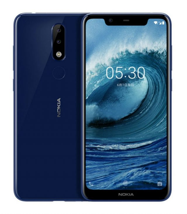 Nokia X5 : image 2