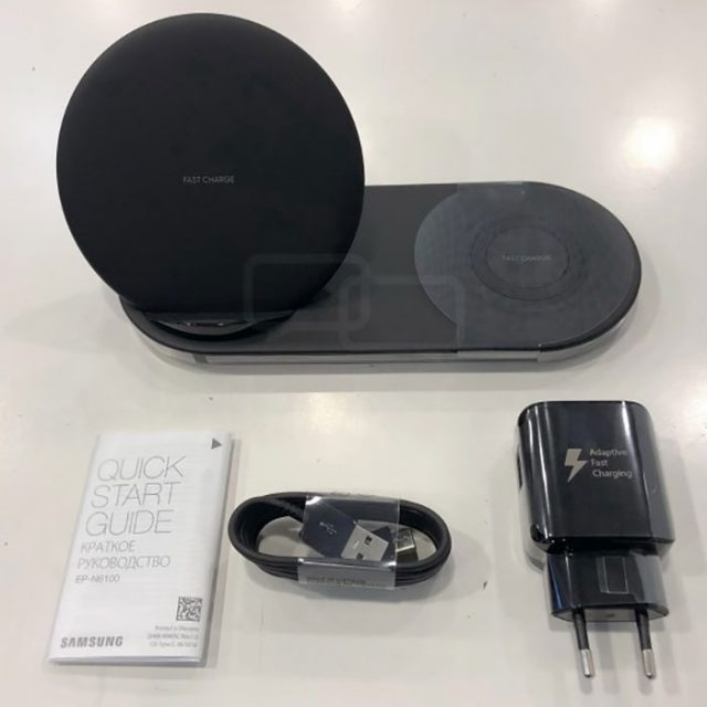 Samsung Wireless Charger Duo : image 1