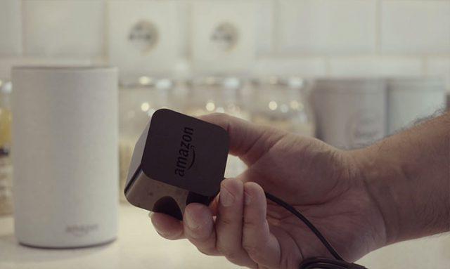 Test Amazon Echo : image