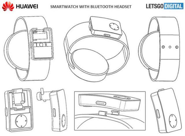 Brevet Huawei 1