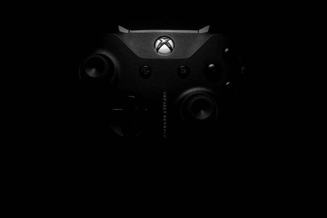 Une manette de la Xbox