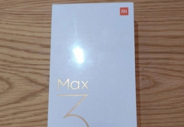 Xiaomi Mi Max 3 : image 0