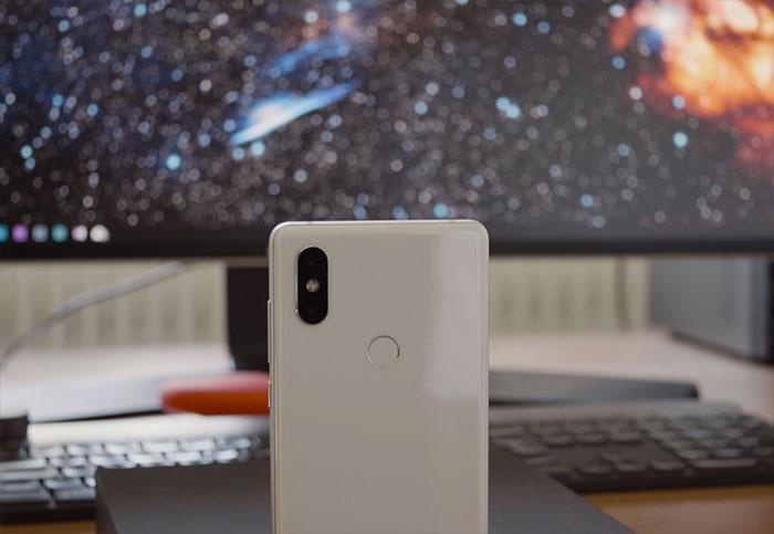 Xiaomi Mi Mix 2s : image 14
