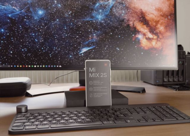 Xiaomi Mi Mix 2s : image 4